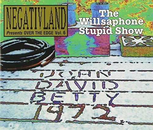 Negativland Vol. 6 Willsaphone Stupid Show 2 CD