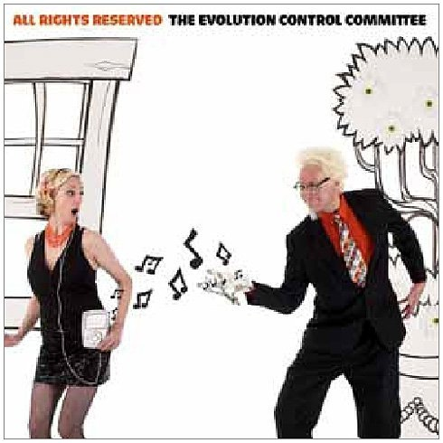 Evolution Control Committee All Rights Reserved 2 CD