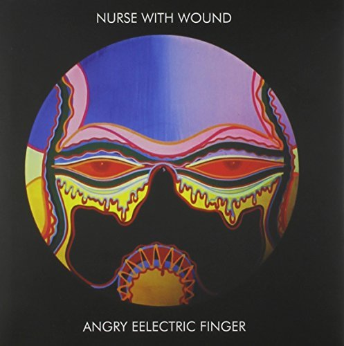 Nurse With Wound Images Zero Mix Incl. Book