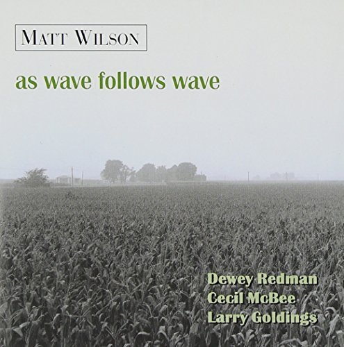 Matt Wilson As Wave Follows Wave