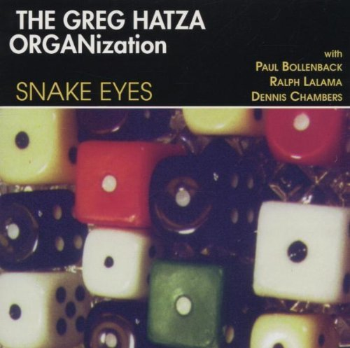 Greg Organization Hatza Snake Eyes
