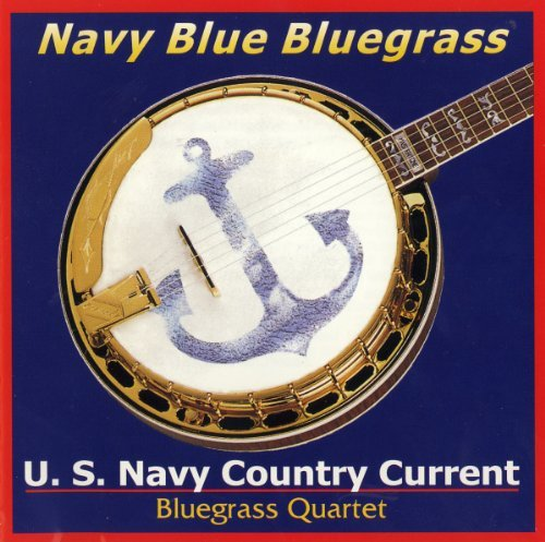 U.S. Navy Country Current Blue Navy Blue Bluegrass