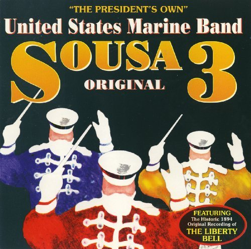 U.S. Marine Band Vol. 3 Souza Schoepper United States Marine