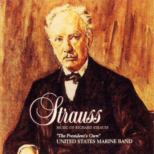 U.S. Marine Band Music Of Richard Strauss