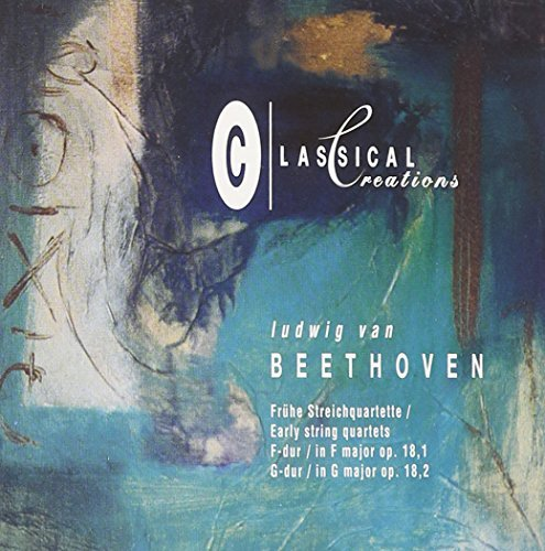 Ludwig Van Beethoven Early Str Qts (f)