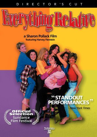 Everything Relative (1996) Mclaughlin Negron Nelkin Bell Nr