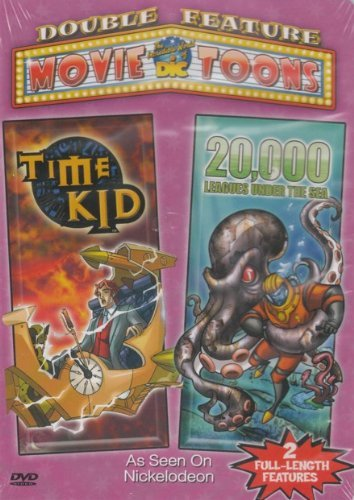 Time Kid 20000 Leagues Under The Sea Double Feature