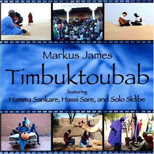 Markus James Timbuktoubab