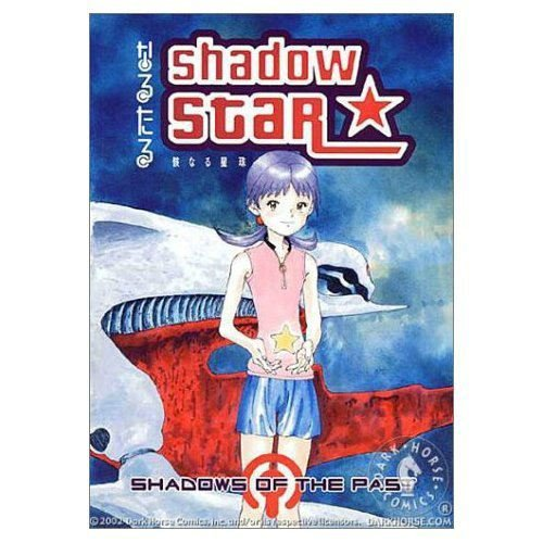 Mihori Kitoh Shadow Star Volume 3 Shadows Of The Past