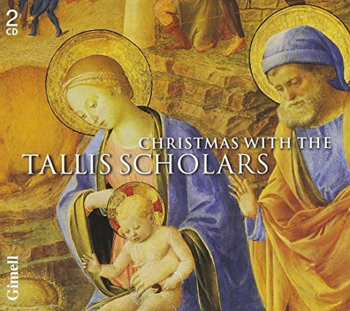 Tallis Scholars & Peter Philli Christmas With The Tallis Scho Phillips Tallis Scholars