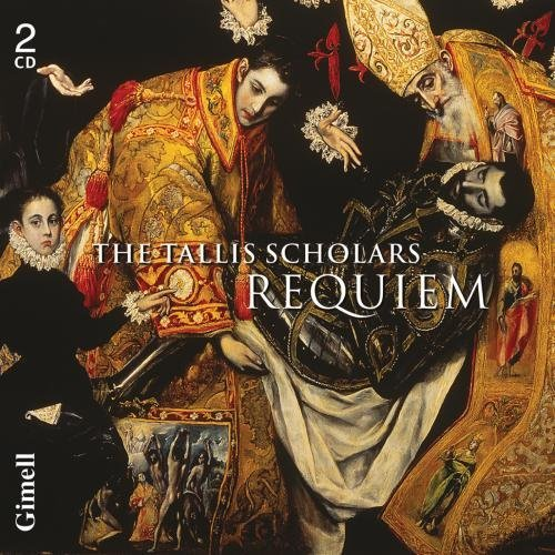 Tallis Scholars & Peter Philli Requiem Works By Victoria Lobo Phillips Tallis Scholars