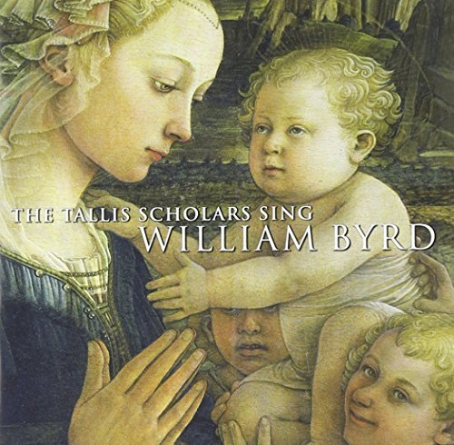 W. Byrd Tallis Scholars Sing William B 2 CD Phillips Tallis Scholars