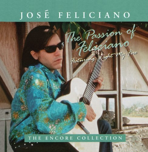 Jose Feliciano Passion Of Feliciano