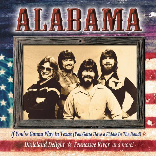 Alabama All American Country