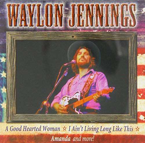 Waylon Jennings Ladies Love Outlaws Encore Collection