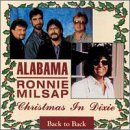 Ronnie Alabama Milsap Christmas Dixie 2 Artists On 1 Back To Back