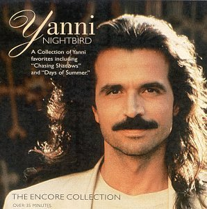 Yanni Nightbird Encore Collection