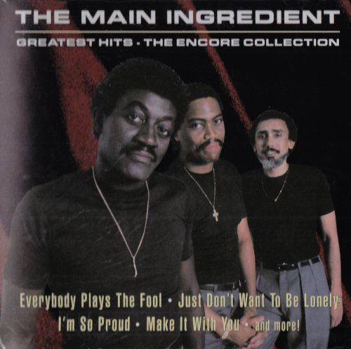 Main Ingredient Greatest Hits
