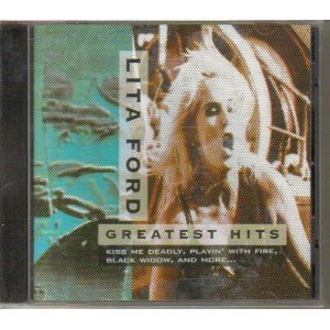 Lita Ford Greatest Hits