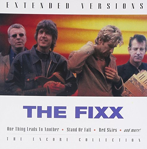 Fixx Extended Versions Extended Versions