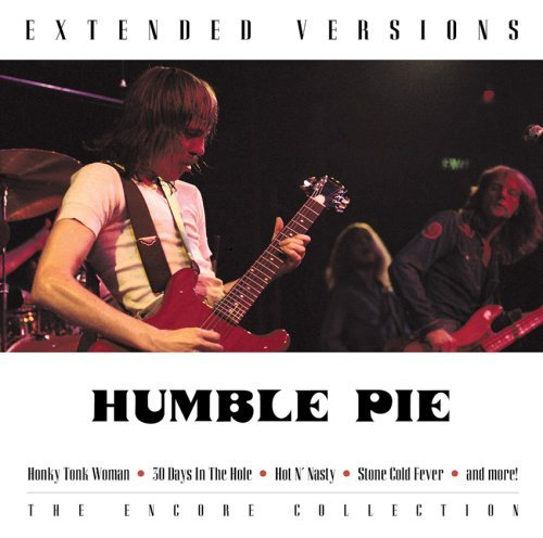 Humble Pie Extended Versions Extended Versions