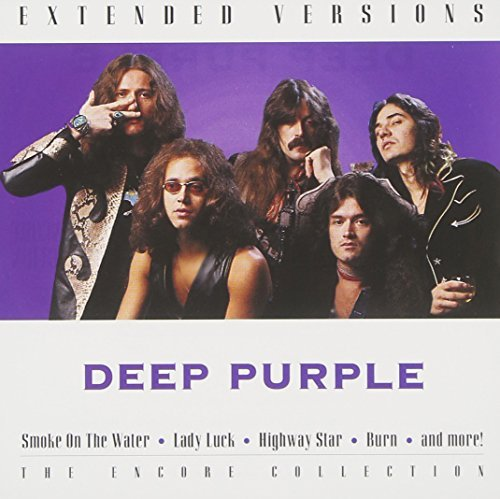 Deep Purple Extended Versions Extended Versions