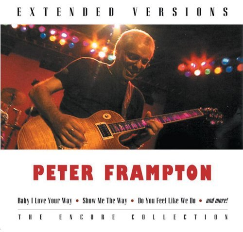 Frampton Peter Extended Versions Extended Versions