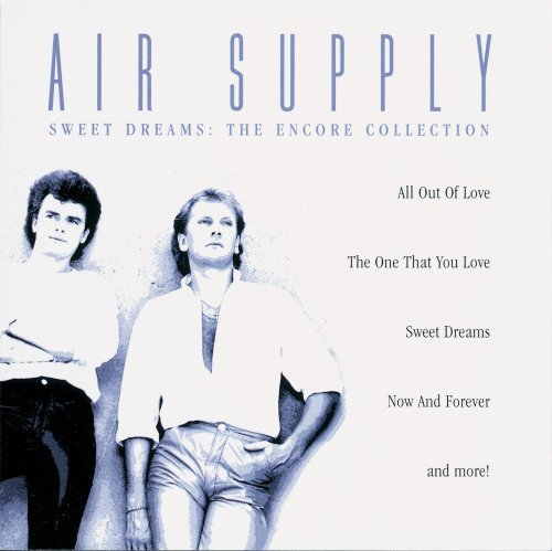 Air Supply Sweet Dreams Encore Collection