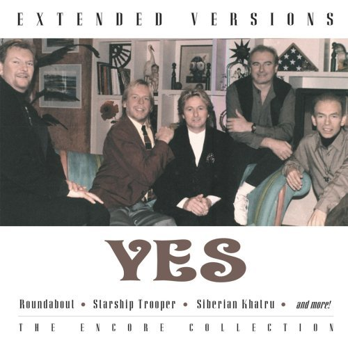 Yes Extended Versions Encore Collection