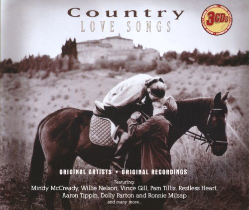 Country Love Songs Country Love Songs 3 CD