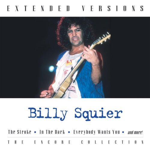 Billy Squier Extended Versions