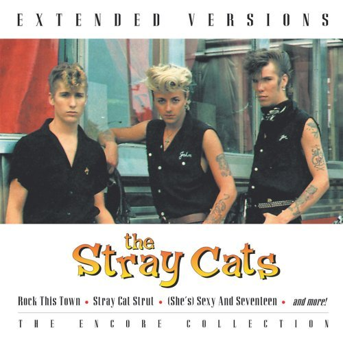 Stray Cats Extended Versions