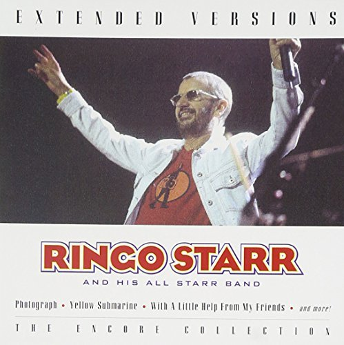 Ringo Starr Extended Versions Encore Collection