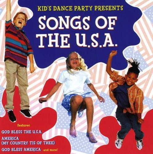 Kid's Dance Express Songs Of The U.S.A. Kid's Dance Express