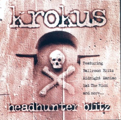 Krokus Headhunter Blitz