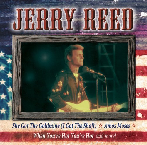 Jerry Reed All American Country All American Country