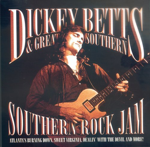 Betts Dickey & Great Southern Southern Rock Jam