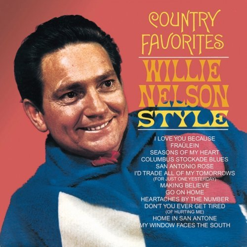 Nelson Willie Country Favorites Willie Nelso