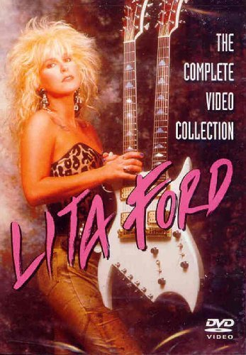 Lita Ford Lita Ford Complete Video Collection DVD