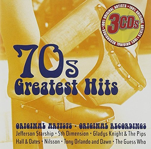 70's Greatest Hits 70's Greatest Hits 3 CD