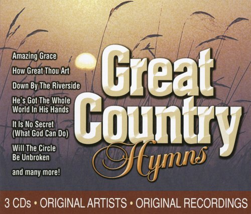 Great Country Hymns Great Country Hymns 3 CD