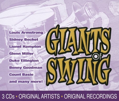 Giants Of Swing Giants Of Swing 3 CD