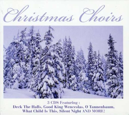 Christmas Choirs Christmas Choirs 3 CD Set