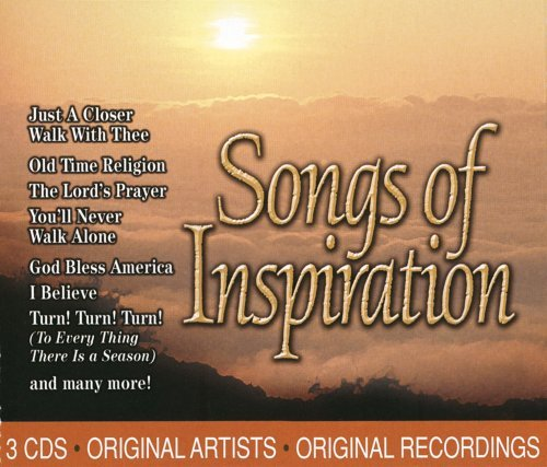 Songs Of Inspiration Songs Of Inspiration 3 CD