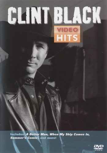 Black Clint Video Hits Clint Black