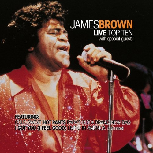 Brown James Live Top Ten