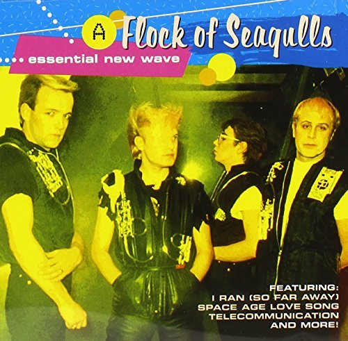 Flock Of Seagulls Essential New Wave