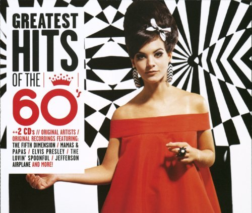 Greatest Hits Of The 60's Greatest Hits Of The 60's Presley Lovin' Spoonful 2 CD Set