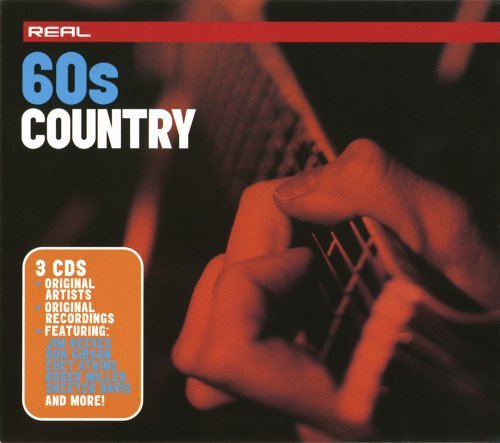 Real Country 60's Real Country 60's Reeves Gibson Atkins 3 CD