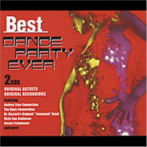 Best Dance Party Ever Best Dance Party Ever 2 CD Set